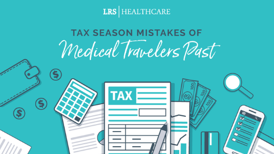 Tax Season Mistakes of Medical Travelers Past